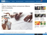 Adtech Startup Infomo announces Alliance With KneoMedia