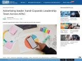 Advertising leader Xandr Expands Leadership Team Across APAC
