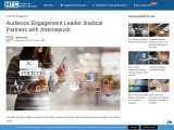 Audience Engagement Leader 3radical Partners with Xtremepush