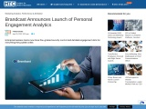 Brandcast Announces Launch of Personal Engagement Analytics