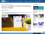 Business Intelligence Innovator Puts Business Teams in Analytics
