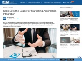 Calix Sets the Stage for Marketing Automation Integration