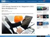 CDP Klaviyo Named to Inc. Magazine's 2021 Best Workplaces List