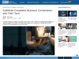 Cellebrite Completes Business Combination with TWC Tech