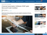 Channel Automation Software ZINFI gets Microsoft Gold Certified