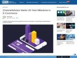 ChannelAdvisor Marks 20-Year Milestone in E-Commerce