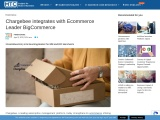 Chargebee integrates with Ecommerce Leader BigCommerce