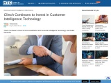 Clinch Continues to Invest in Customer Intelligence Technology