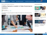 Collibra Named a Leader in Data Governance Solutions