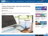 Colling Media Helps Solve the Advertising Attribution Riddle