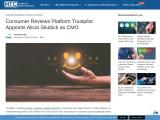 Consumer Reviews Platform Trustpilot Appoints Alicia Skubick as CMO