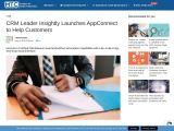 CRM Leader Insightly Launches AppConnect to Help Customers