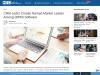 CRM Leder Creatio Named Market Leader Among (BPM) Software
