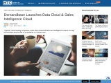 Demandbase Launches Data Cloud & Sales Intelligence Cloud