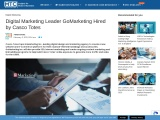 Digital Marketing Leader GoMarketing Hired by Casco Totes
