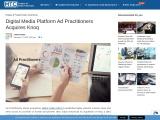 Digital Media Platform Ad Practitioners Acquires Knoq
