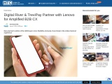 Digital River & TreviPay Partner with Lenovo for Amplified B2B CX