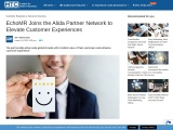 EchoMR Joins the Alida Partner Network to Elevate Customer Experiences