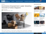 Ecommerce Empowerment Leader Street2Ivy Honored to Forbes Magazine