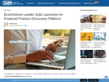 Ecommerce Leader Syte Launches AI-Powered Product Discovery Platform
