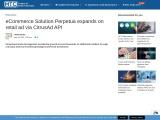 eCommerce Solution Perpetua expands on retail ad via CitrusAd API