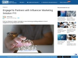 EngageYa Partners with Influencer Marketing Solution FYI