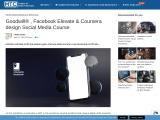Goodwill® , Facebook Elevate & Coursera design Social Media Course