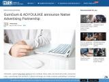 GumGum & ADYOULIKE announce Native Advertising Partnership