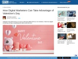How Digital Marketers Can Take Advantage of Valentine's Day