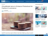 iCloudModel aims to Enhance Photoshoot for Fashion E-commerce