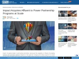 Impact Acquires Affluent to Power Partnership Programs at Scale