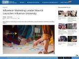 Influencer Marketing Leader Mavrck Launches Influence University