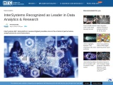 InterSystems Recognized as Leader in Data Analytics & Research