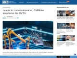 Leader in conversational AI, CallMiner Introduces the OVTS