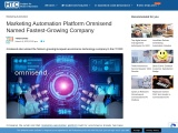 MarketiMng Automation Platform Omnisend Named Fastest-Growing Company