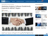 Marketing Analytics Software DoubleVerify Expands to MENAT Region