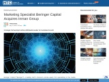 Marketing Specialist Beringer Capital Acquires Inman Group