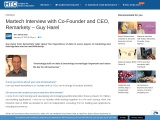 Martech Interview with Co-Founder and CEO, Remarkety – Guy Harel