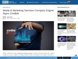 Media & Marketing Services Company Engine Signs Credible