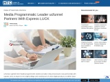 Media Programmatic Leader ucfunnel Partners With Express LUCK