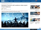 MediaJel Partners with audience data expert Smart AdServer