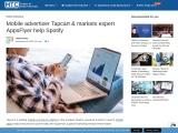 Mobile advertiser Tapcart & markets expert AppsFlyer help Spotify