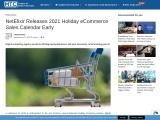 NetElixir Releases 2021 Holiday eCommerce Sales Calendar Early