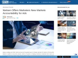 Nielsen Offers Marketers New Markets Accountability for Ads