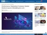 Performance Marketing Company Hawke Media Acquires MediaBuyers.com