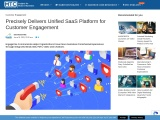 Precisely Delivers Unified SaaS Platform for Customer Engagement