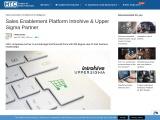 Sales Enablement Platform Introhive & Upper Sigma Partner