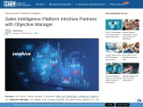 Sales Intelligence Platform Introhive Partners with Objective Manager
