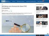 SEOblog.com Announces Best PPC Companies