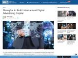 Shanghai to Build International Digital Advertising Capital